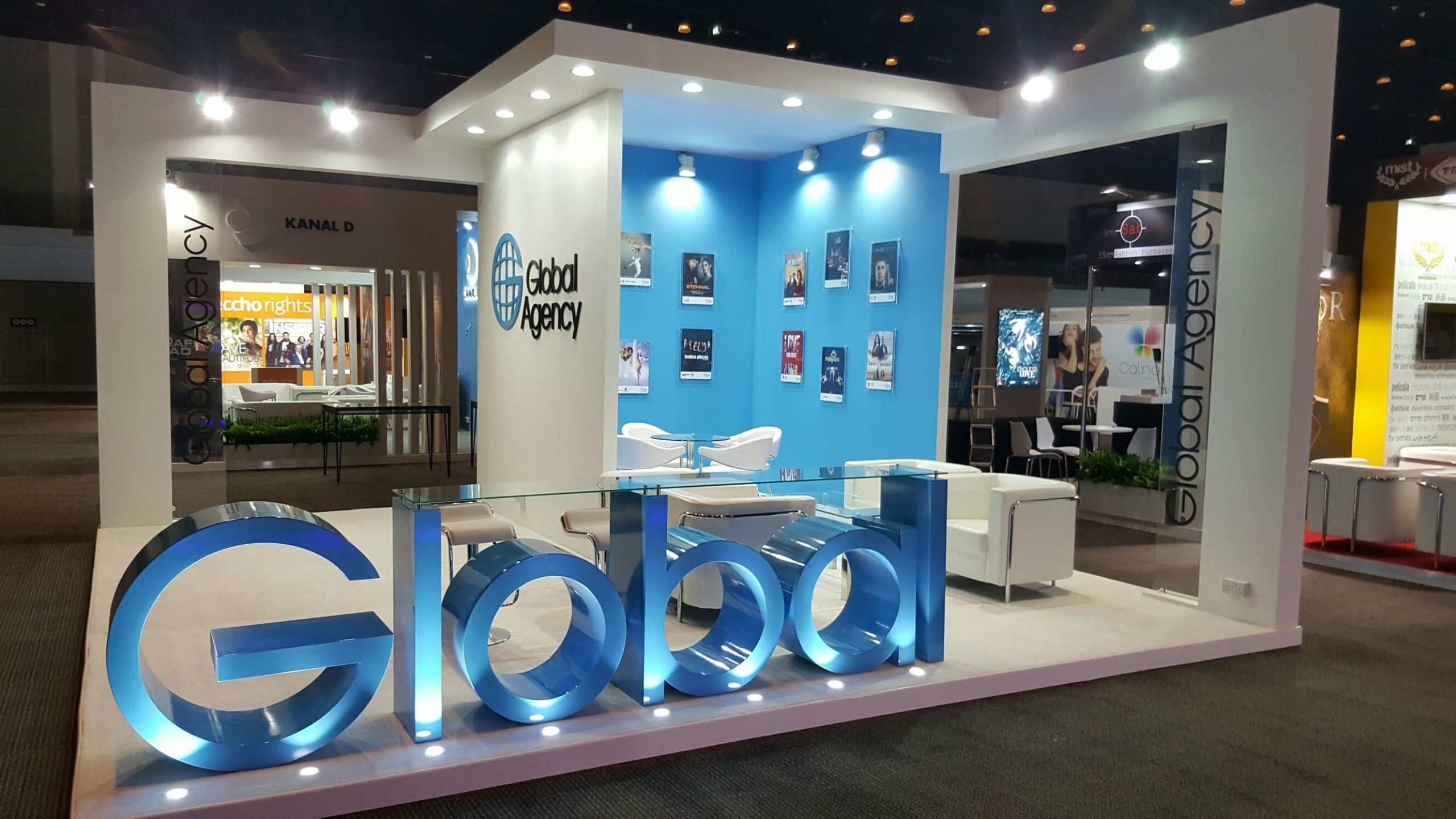 Benefits of hiring exhibition stand companies