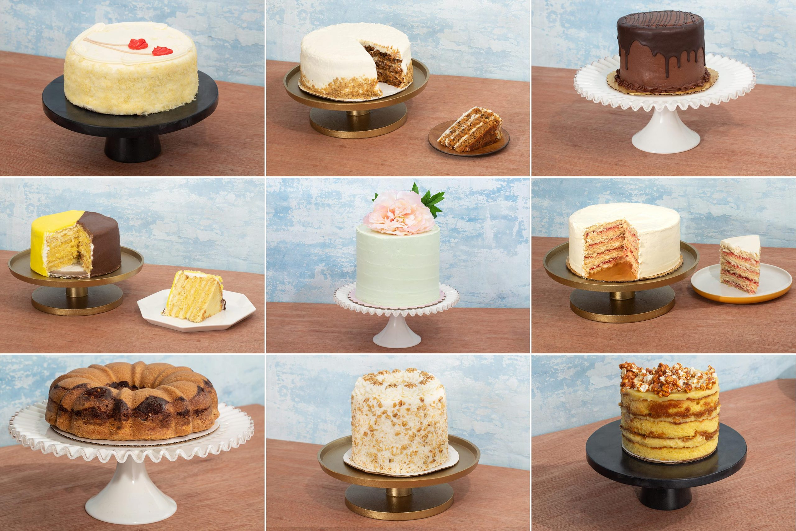 How to order the best cakes?