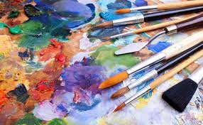 Health benefits of painting
